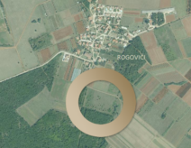 Project of Rogovići - projects and real estate in Istria
