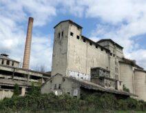 Stara tvornica cementa Podsused